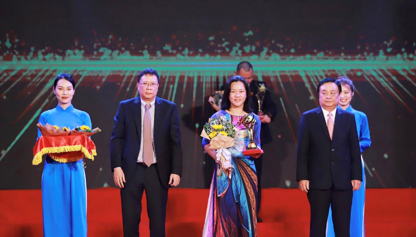 QTSC vinh dự nhận Giải Vàng Chất lượng Quốc gia 2019, 2020