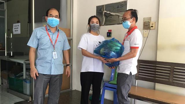 """Các doanh nghiệp tại Công viên phần mềm Quang Trung thực hiện nghiêm """"3 tại chỗ"""""""
