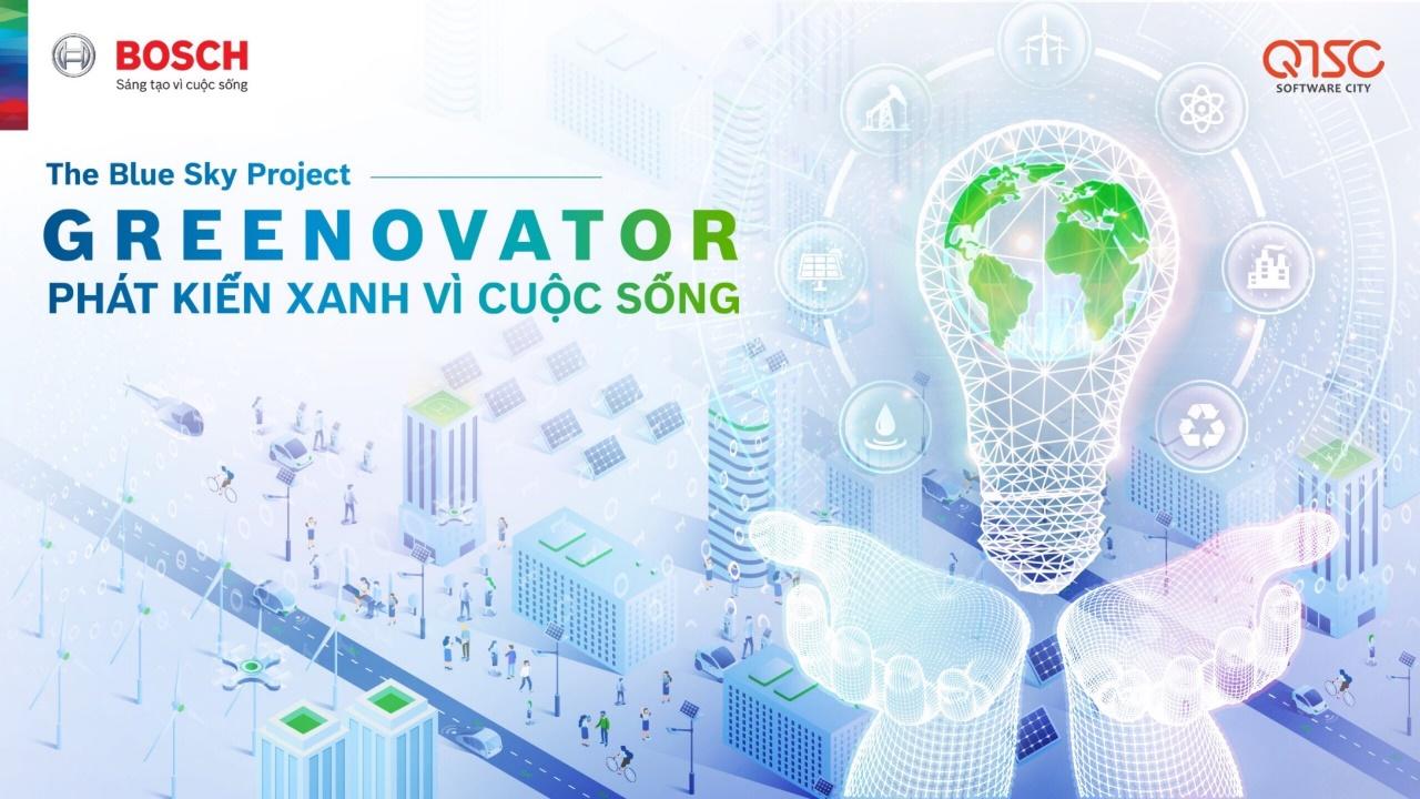 cuộc thi Greenovator Hackathon 2021